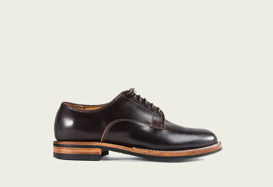 Derby Shoe Colour 8 Shell Cordovan