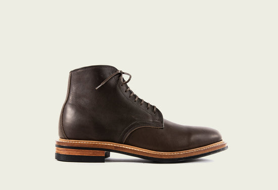 Derby Boot Clove Oiled Calf