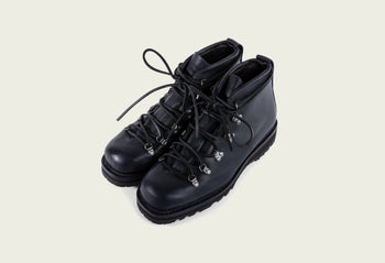 Hiker Navy Oiled Calf