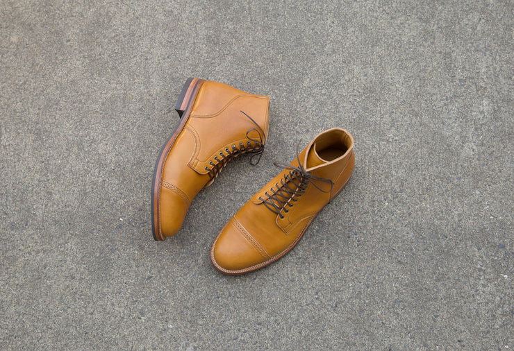 Service Boot® - Shinki Tan Latigo Horsehide