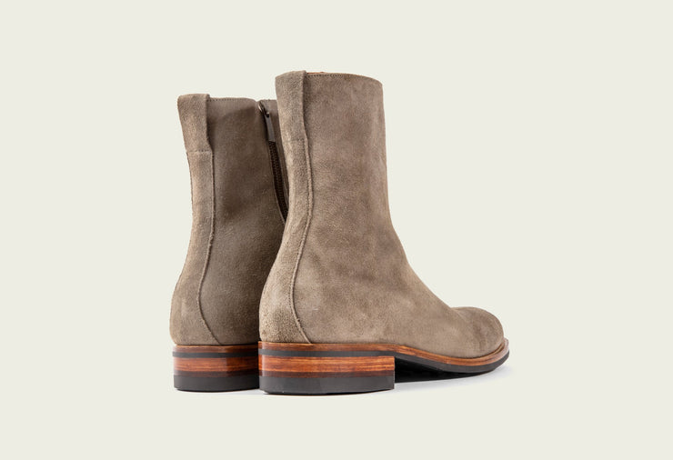 Herald Boot - Light Visone Kudu Roughout
