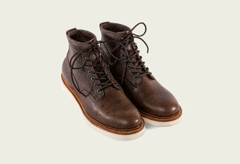 Scout Boot Fog Waxed Veldt