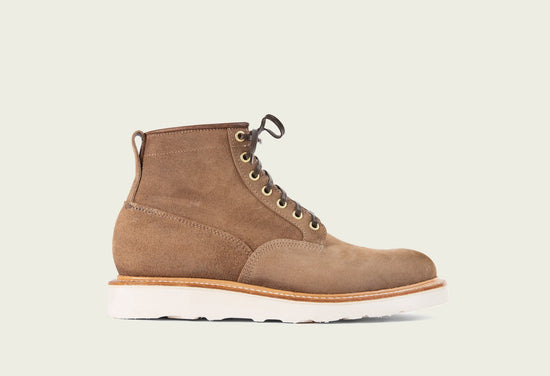 Scout Boot Natural Chromexcel Roughout