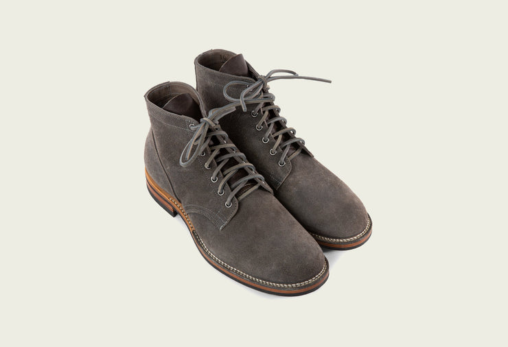 Service Boot® - Anthracite Waxed Roughout