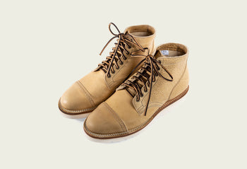 Service Boot Natural Olive Tan
