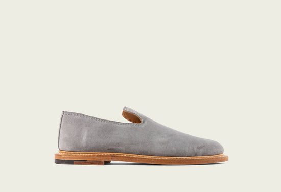 Slipper Storm Calf Suede