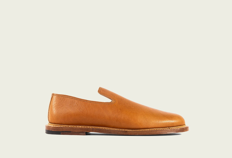 Slipper - Chestnut Essex
