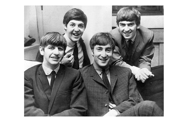 Music Icons - The Beatles
