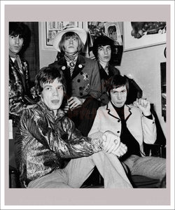 Rolling Stones - Vintage Art, canvas prints