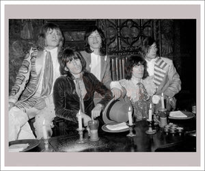 The Rolling Stones - Vintage Art, canvas prints