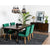 Avalon 8-Seat Rectangular Dining Table—Large