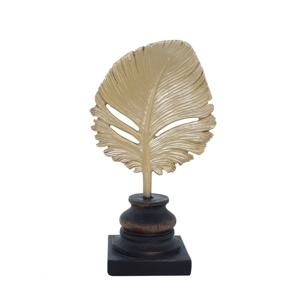 Bois et Cuir's Decorative Feather Stand