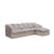 Cooper Left-Side L-Shaped Modular Sofa