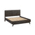 Laval Bed Frame in Recycled Pine