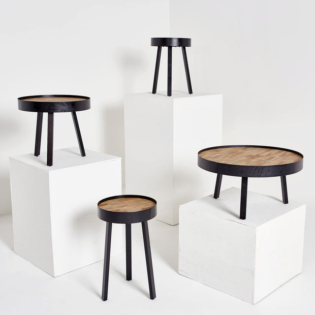 Petite Table d'appoint ronde Taula