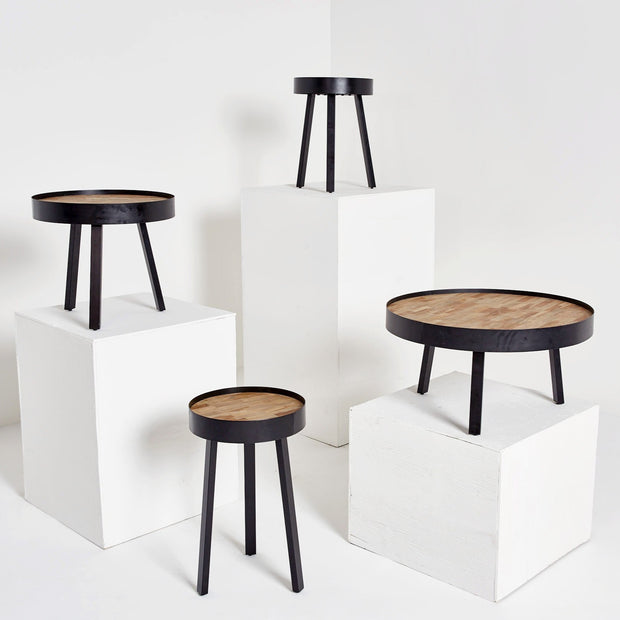 Grande Table d'appoint ronde Taula