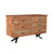 Bois et Cuir's Streamline Series 6-Drawer Dresser in Natural Finish