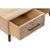 Jasmire Wood Coffee Table in White Limewashed Finish