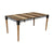 Medley 6-Seat Dining Table in Multi-tone
