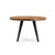 Avalon 6-Seat Round Dining Table—Small