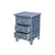 Aida 3-Drawer Nightstand