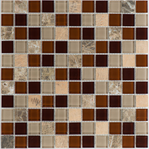 Galicia Marron Yellowstone Glas Brown Mix