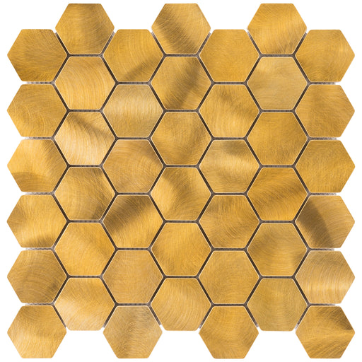 Gold Hexagon