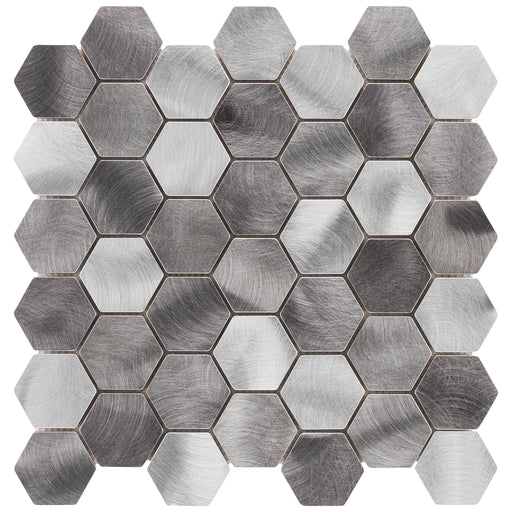 Silver Hexagon