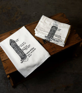 Flatiron Building Tea Towel