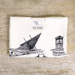 Milwaukee Tea Towel