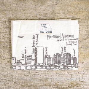 Richmond Tea Towel