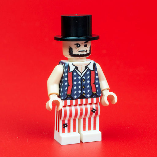 Custom Printed Lego - The Buff Emancipator - The Minifig Co.