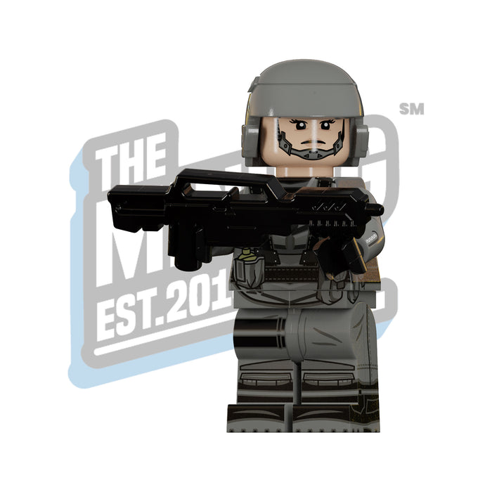 Custom Printed Lego - Intergalactic Mobile Trooper - The Minifig Co.