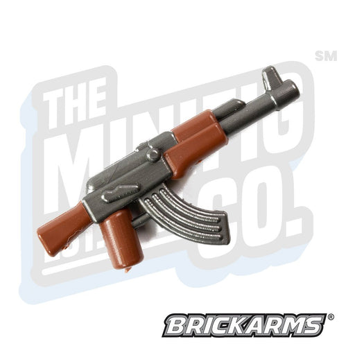 Custom Printed Lego - Ak47 - RELOADED - The Minifig Co.