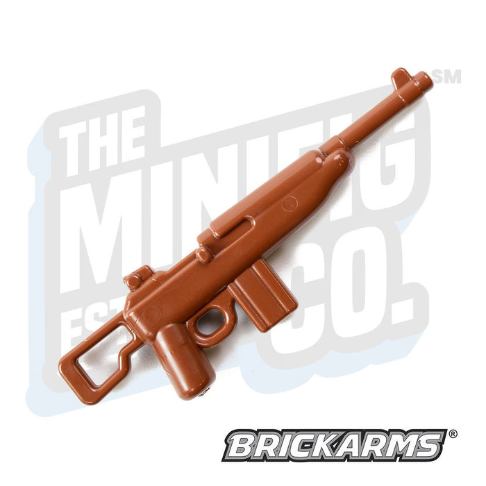 Custom Printed Lego - M1 Carbine (Para) - The Minifig Co.