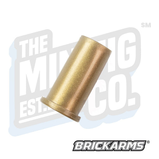 Custom Printed Lego - Shell Casing (Brass) - The Minifig Co.
