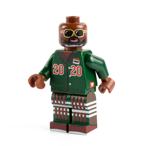 Custom Printed Lego - Daym Drops 2020 - The Minifig Co.
