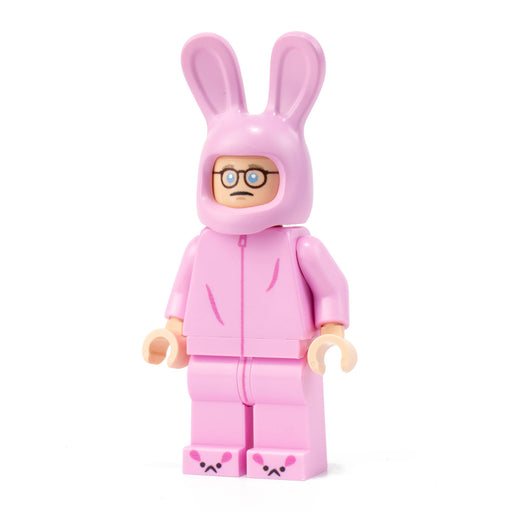 Custom Printed Lego - Deranged Easter Bunny - The Minifig Co.