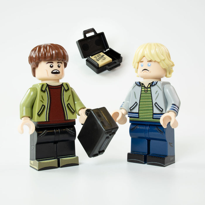 Custom Printed Lego - IOU Enthusiasts - The Minifig Co.