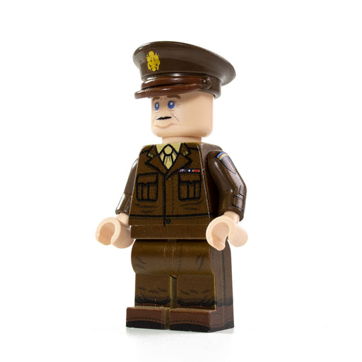 Custom Printed Lego - Dwight. D. Eisenhower - The Minifig Co.
