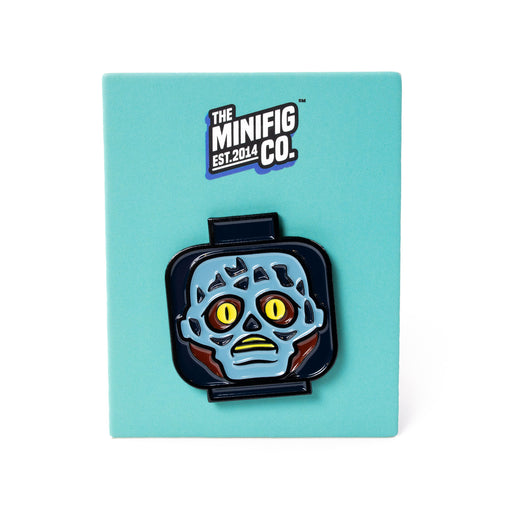 Custom Printed Lego - Impersonator Enamel Pin - The Minifig Co.
