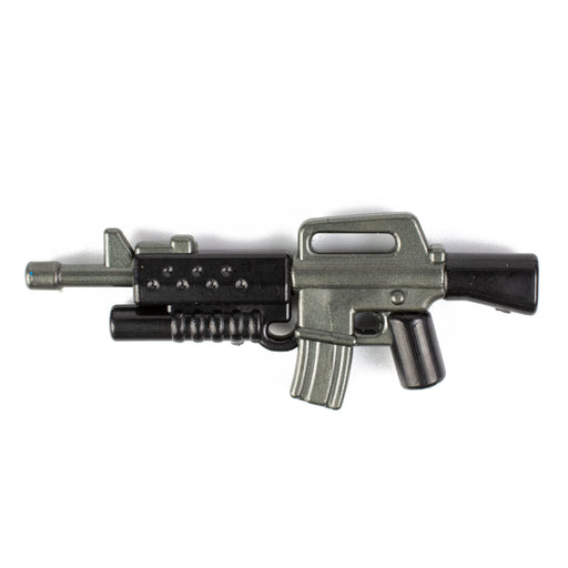 Custom Printed Lego - M16-A2-GL Overmold - The Minifig Co.