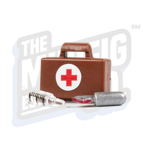 Custom Printed Lego - Medic Bag - The Minifig Co.