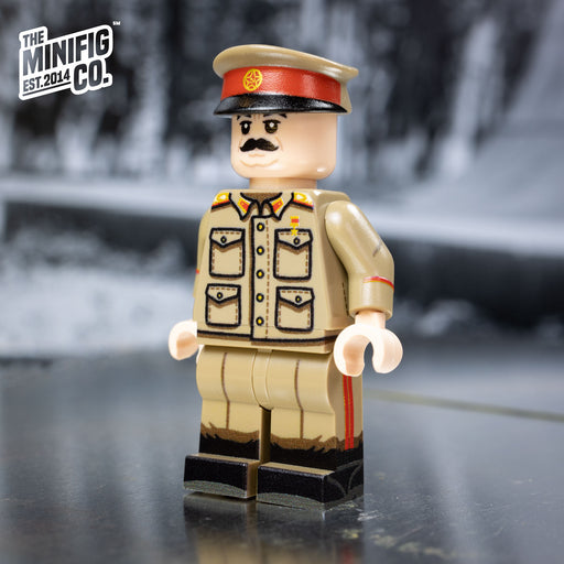 Custom Printed Lego - Stalin Minifigure - The Minifig Co.