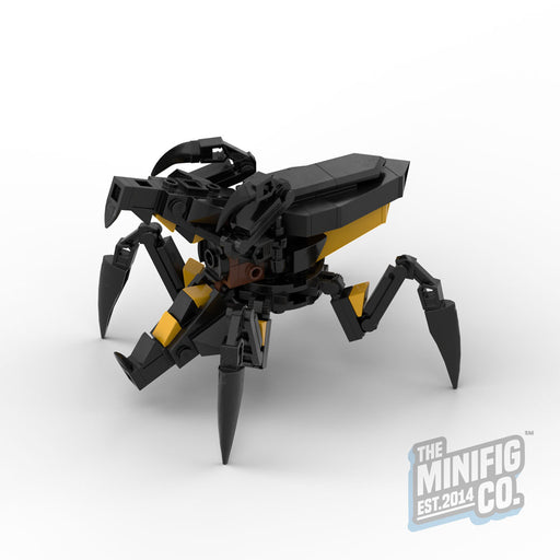 Custom Printed Lego - Intergalactic Troopers Bug - The Minifig Co.