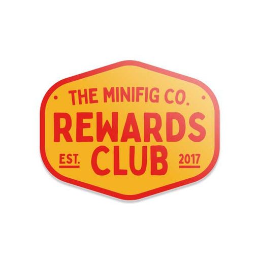 Rewards Club Badge Magnet