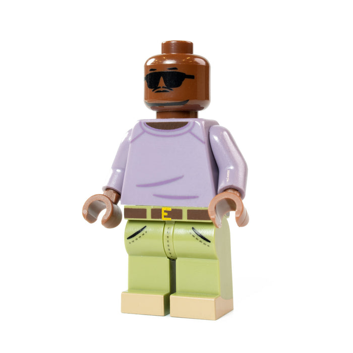 Custom Printed Lego - Brawling Buddy - The Minifig Co.