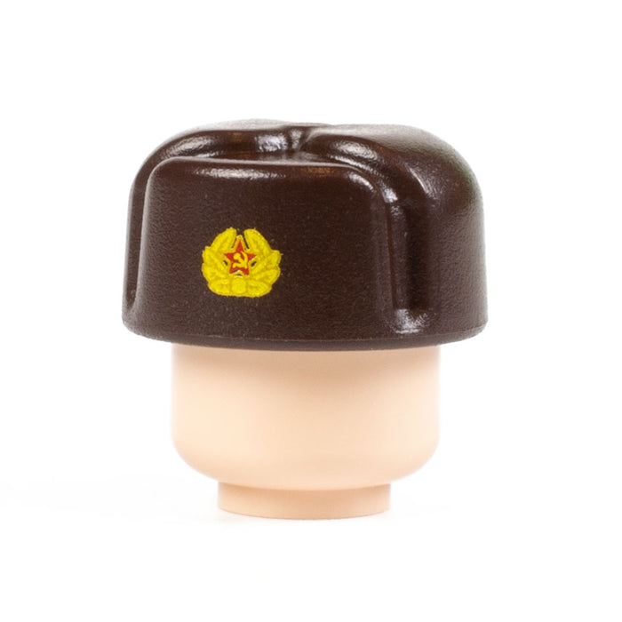 Ushanka (Dark Brown) - The Minifig Co.