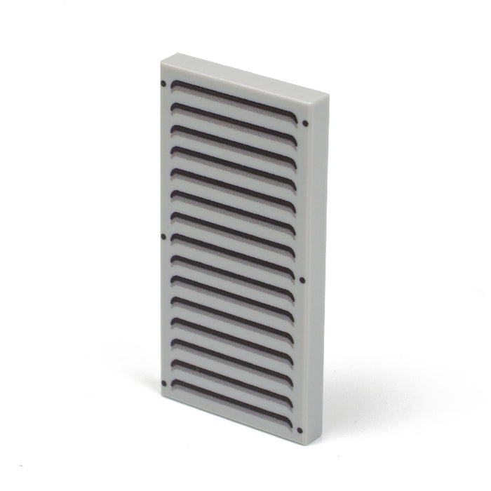 Vent Tile LBG (2x4) - The Minifig Co.