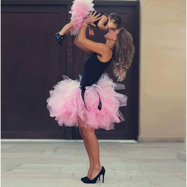 Hand Tied Pink Tutu - Addison Lane